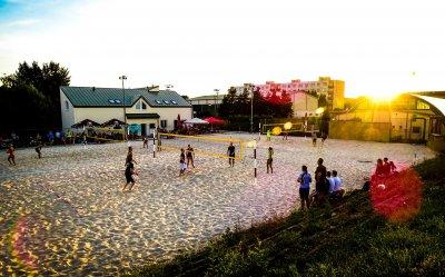 Provozní řád Beach areálu