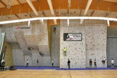 Změna otevírací doby naší lezecké stěny
