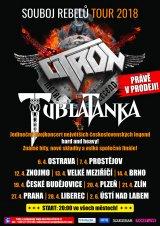 Souboj Rebelů - TOUR 2018