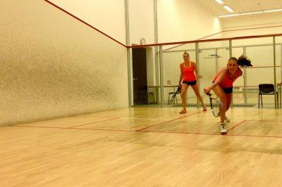 Akce 9+1 v našem squash a badmintonovém centru