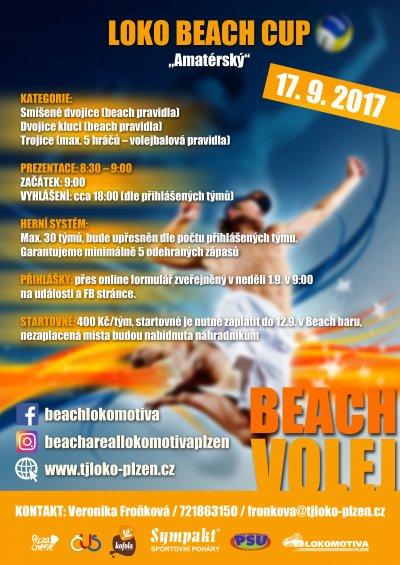 LOKO BEACH CUP 17.9.2017