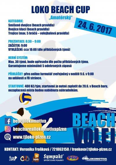 Loko Beach CUP - 24.6.