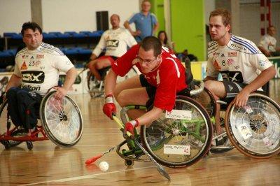 SKH Meteor Plzeň - turnaj vozíčkářů
