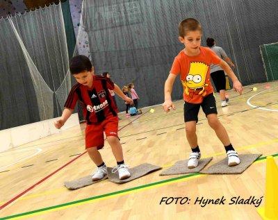 Sportovní nabídka pro děti
