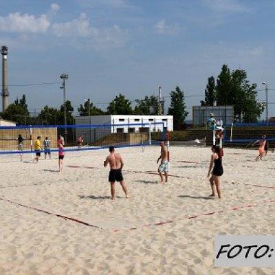 Beach areál TJ Lokomotiva Plzeň