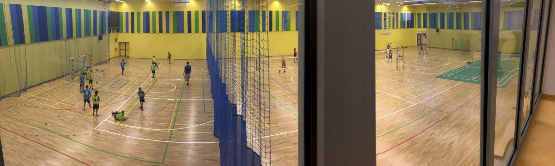 Městská sportovní hala (Sportovní hala 3)